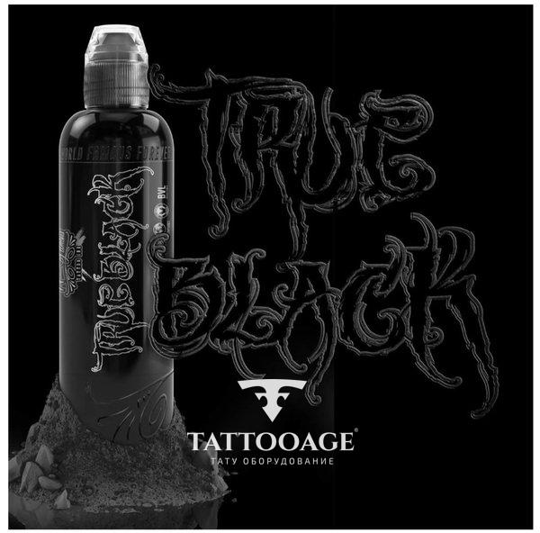 World Famous Ink True Black